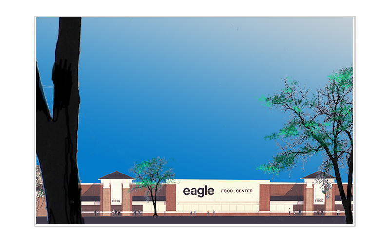CHICAGO METRO RETAIL | Eagle Center | Country Club Hills