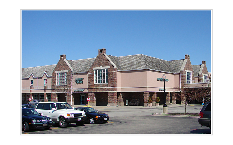 CHICAGO METRO RETAIL | Sunset Corners | Lake Forest